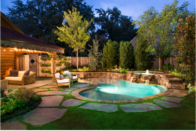 As seen on Houzz by Pool Environments, Inc